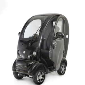 Fully Enclosed Mobility Scooters
