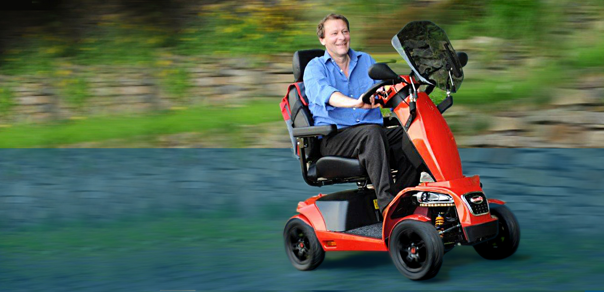 Mobility Scooters with a High Weight Capacity